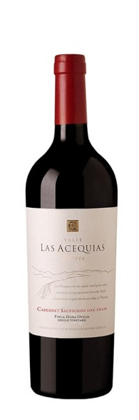 VALLE LAS ACEQUIAS - Single Vineyard Oak - Cabernet Sauvignon