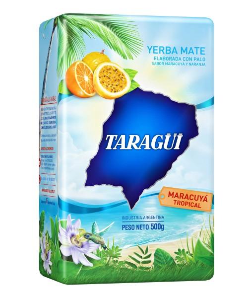 TARAGI Yerba Mate/ Mate Tee Maracuyá Tropical