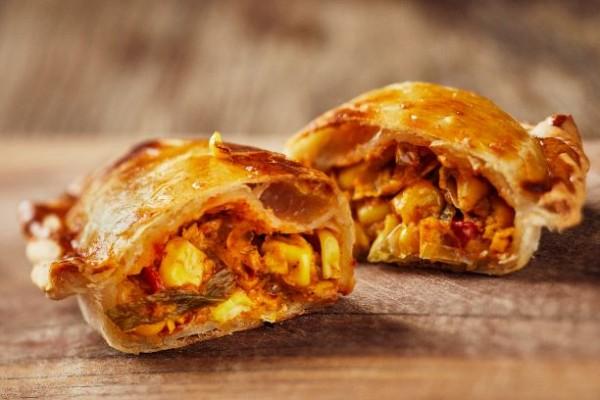 Empanada - HUMITA / Mais und Koriander
