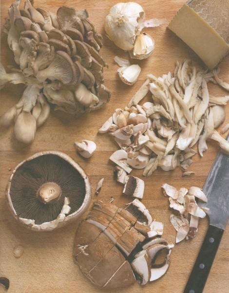Empanada - HONGO / Pilze