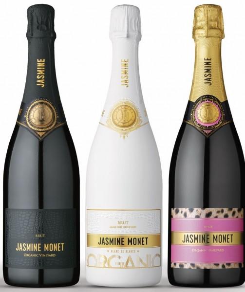 JASMINE MONET - BIO-SEKT 3er Set