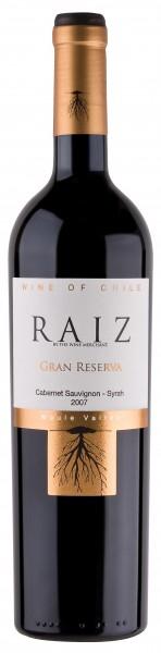 RAIZ GRAN RESERVA Cabernet Sauvignon / Syrah