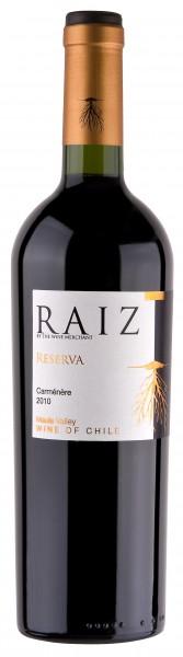 RAIZ RESERVA Carménère