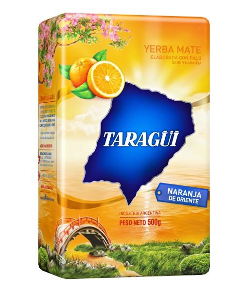 TARAGÜI – Yerba- Mate/ Mate Tee Naranja del Oriente mit Stängel