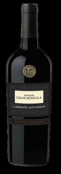 TRAPICHE GRAN MEDALLA - Cabernet Sauvignon Terroir