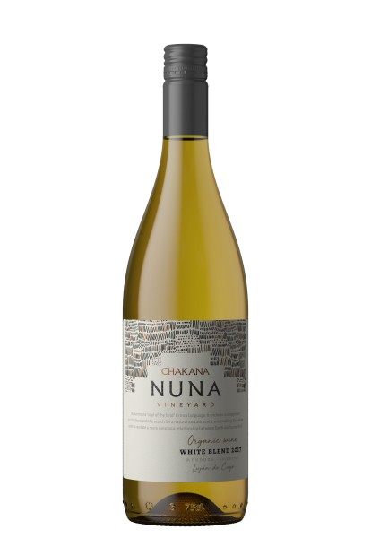 CHAKANA Nuna White Blend - Bio - Wein