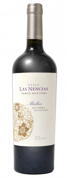 VALLE LAS NENCIAS Family Selection Malbec