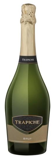 TRAPICHE SEKT - Brut (Chardonnay/Semillón/Malbec)