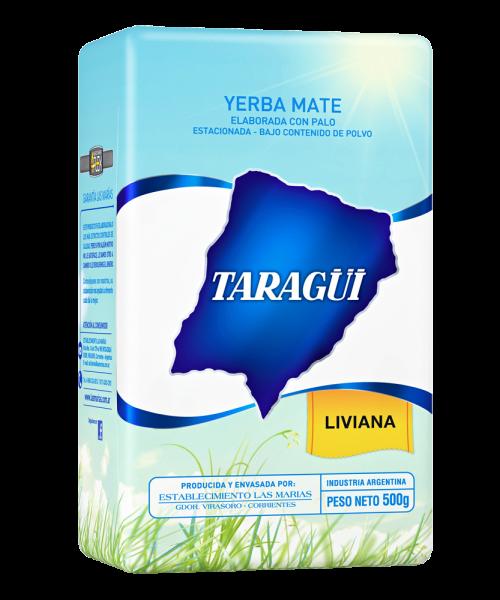 TARAGÜI Liviana Yerba Mate/ Mate Tee mit Stängel