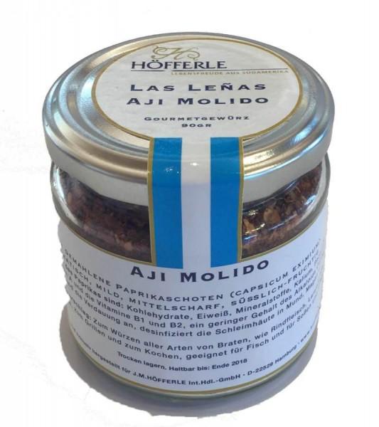 AJI MOLIDO - Las Leñas (gemahlene Paprikaschoten)