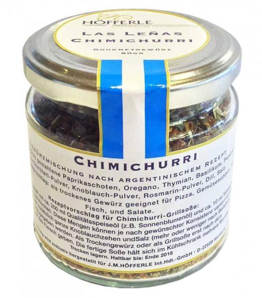 CHIMICHURRI - Las Leñas (Argentinische Gewürzmischung)