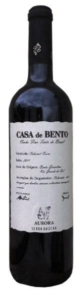CASA de BENTO Cabernet Franc