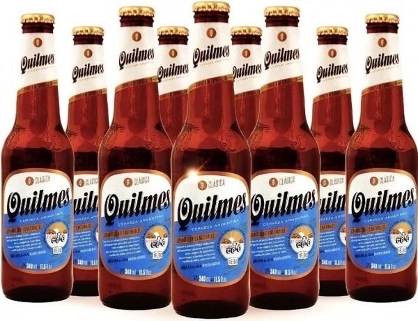 Cerveca Quilmes 12er-Set
