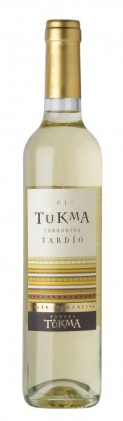 TUKMA Tardio Dessertwein aus Torrontés