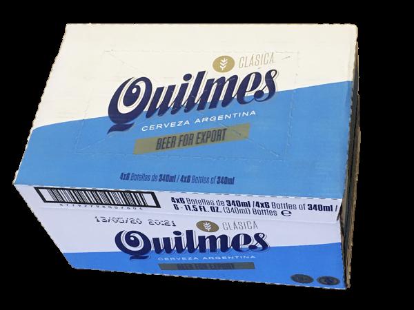 Cerveca Quilmes 24er-Set