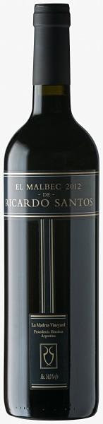 El Malbec de Ricardo Santos