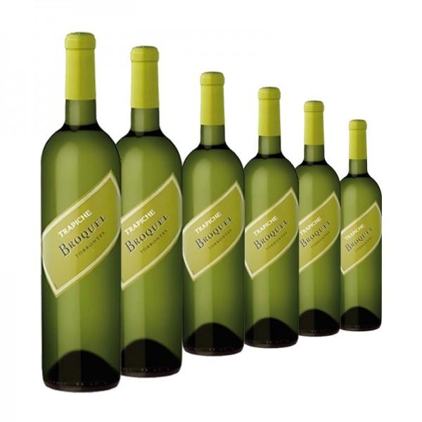 6 Flaschen BROQUEL Torrontés