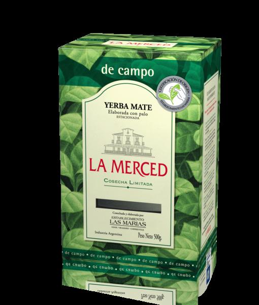 LA MERCED de CAMPO Yerba- Mate/ Mate Tee mit Stängel