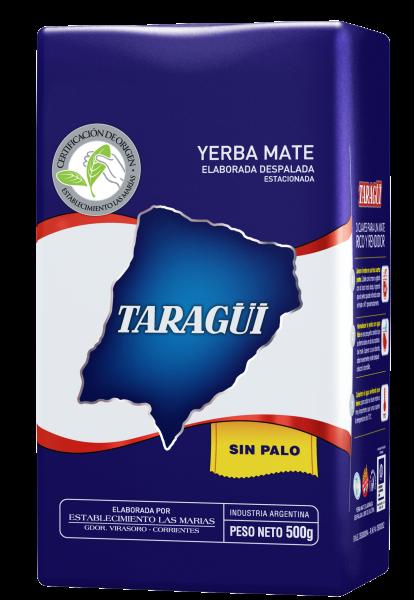 TARAGÜI Yerba Mate/ Mate Tee ohne Stängel