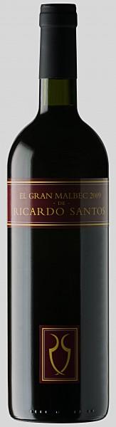 El Gran Malbec de Ricardo Santos