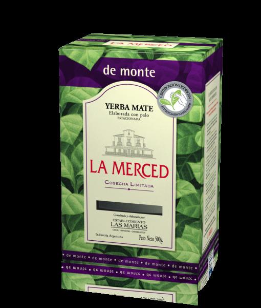 LA MERCED DE MONTE Yerba- Mate/ Mate Tee mit Stängel